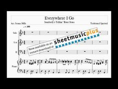 Everywhere I Go (Somebody's Talkin' 'Bout Jesus) Call And Response, No Response, Christmas Service, Music School, Digital Sheet Music, School Holidays, Choir, Youth