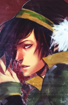 Avatar: The Last Airbender Toph Bei Fong (again, I might not cosplay her, but it would be fun)