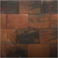 Strakstenen 20 x 30 x 5 cm Zomerbont (1000827) - 0,96 m²