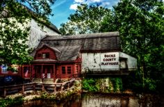 Bucks County Playhouse in New Hope, #Pennsylvania
