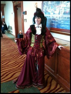 Multiculturalism for Steampunk: Featured Traveller: Alisa