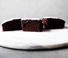 Prepare yourself for chocolately chocolate espresso cake that is light, dare I say 'fluffy', moist and perfectly chocolatey cake. Tasty Chocolate Cake, Vegetarian Chocolate, Chocolate Recipes, Espresso Cake Recipe, Sweet Recipes, Cake Recipes, Napoleon Cake, Single Layer Cakes, Smores Cake