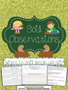 1000 images about soil science on pinterest worksheets investigations and science. Black Bedroom Furniture Sets. Home Design Ideas