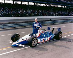 1992 Paul TracyMobil 1   (Roger Penske)Penske / Chevrolet