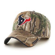Houston Texans Camouflage Hats