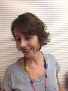 Por aqui, amamos um corte despojado!<br />Lindo trabalho da nossa profissional Carol Garcia!<br />Venha realçar sua beleza aqui no #WernerGaviaoPeixoto<br />☎️Ligue para : 2610-1412<br /><br />Werner Coiffeur o nosso maior segredo é você.<br /><br />#wernerinspira #wernercoiffeur #werner #hair #cortesdespojados #salao #beauty #beleza #noivas #hair #style #diva #top #vip #estilo #clientevip #unhasimpecaveis #rj #podologia #riodejaneiro #niteroi #icarai