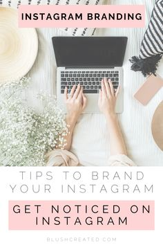 There are a handful of things you can do to start branding your Instagram. This post includes some ideas on how to do so including Instagram story templates, highlight covers, stickers, and more. These Instagram branding ideas are a must for bloggers and influencers! | Blush Created