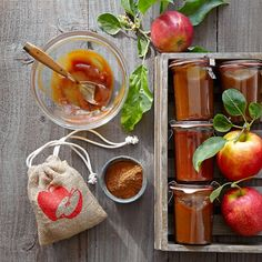 Weekend Project: Classic Apple Butter