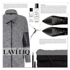 """""""# I/4 LAVELIQ"""" by lucky-1990 ❤ liked on Polyvore featuring Rebecca Minkoff, NARS Cosmetics, Bobbi Brown Cosmetics, Marc Jacobs and Laveliq"""