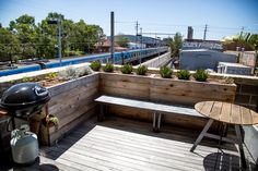 Residents enjoy a ten-step wander to bike path connected to the city's network, 20 steps to the train platform and a block to trams bound for the city center (Photo: Nick Lavars/Gizmag.com)