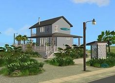 Mod The Sims - Breakers Surf Shop