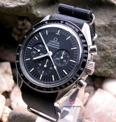 OMEGA Speedmaster, Apollo 11 20th Anniversary Limited Edition, 1989