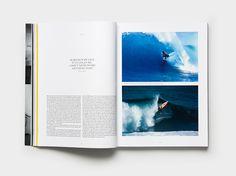 Saturdays Magazine Issue #003 by Javas Lehn Studio, via Behance