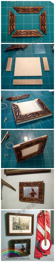 How to make a FRAME!!!!!!