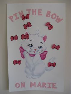 pin the bow game