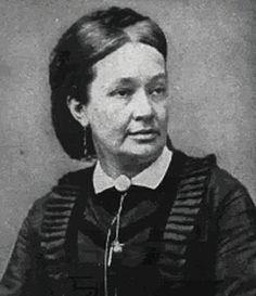 Confederate First Lady Varina Howell Davis, Wife of Jefferson Davis