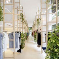 麻省理工學院墊媽媽店由羅曼·伊斯基耶多Bouldstridge,巴塞羅那 - 西班牙»零售設計博客
