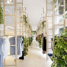 Mit Mat Mama Store by Román Izquierdo Bouldstridge, Barcelona – Spain » Retail Design Blog