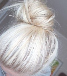 cool blonde hair yes Love Hair, Gorgeous Hair, Beautiful, Messy Hairstyles, Pretty Hairstyles, Men's Hairstyle, Wedding Hairstyles, Formal Hairstyles, Hair Day
