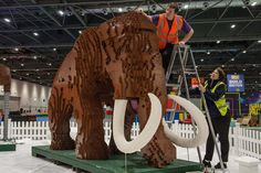 Brick 2015: Mammoth Lego models of Titanic, Hobbit and Harry Potter on show in London