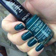 Revlon Gel Envy - High Stakes - I just bought this color. Can't wait to use it. The BEST nail polish I have ever owned: lasts for DAYS (and I am hard on my hands) and makes your nail super strong! $8 for the color and $8 for the top coat.