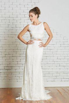 Dress: Rebecca_Schoneveld_Brianna Top_Shannon Skirt