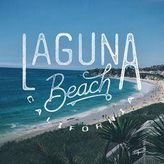 Laguna Beach by Brad Flaherty