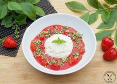 Ryż jaśminowy na mleku z truskawkami – Wędrówki po kuchni