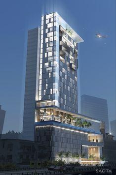 SAOTA | Hotel Abidjan