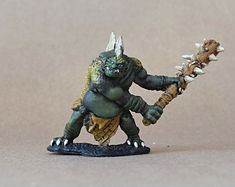 View Monsters and NPCs by ThePaintSmiths on Etsy Dungeons And Dragons Figurines, Dungeons And Dragons Miniatures, Warhammer Paint, Dragon Miniatures, Blue Magic, Dragon Figurines, Paladin, Rogues, Lion Sculpture