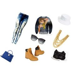"""""""CRISS CROSS"""" by sydneycute1 on Polyvore"""
