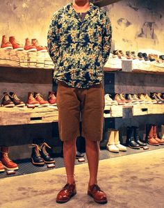 Red Wing Shoes Korea Daily Coordination #9203