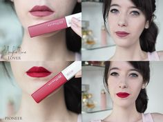 Tips And Tricks For Healthy Youthful Skin Tips And Tricks For Healthy Youthful Skin Maybelline Superstay Lipstick, Maybelline Matte Ink, Best Drugstore Lipstick, Matte Lipstick Brands, Revlon Matte, Mauve Lipstick, Lipstick Shades, Liquid Lipstick, Bourjois Rouge Edition Velvet