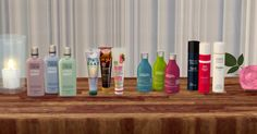 Mony Sims: Download: Cosmetics Bottles