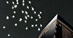 Beautiful Heart Touching Scenes Over Khana Kaabe tawaf e kaaba video viral birds doing around tawaf e kaaba