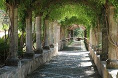 Mallorca Nordwesten Jardines de Alfabia