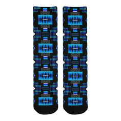 Seven Tribes Midnight Lake Trouser Socks