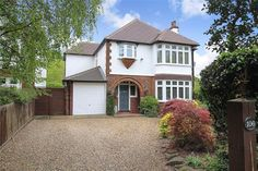4 bed detached house for sale in Harpenden Road, St. Albans, Hertfordshire