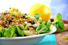 Chia Teff Salad with