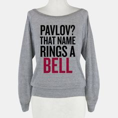 Pavlov?   HUMAN