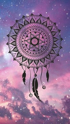 Shared by The_Real_Evi. Find images and videos about love, cute and pink on We Heart It - the app to get lost in what you love. Mandala Wallpaper, Dreamcatcher Wallpaper, Mandala Artwork, Pink Wallpaper Iphone, Mandala Painting, Cellphone Wallpaper, Colorful Wallpaper, Galaxy Wallpaper, Wallpaper Backgrounds