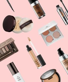Sephora Makeup Bag Essentials Product Guide | This is what the pros say to buy at Sephora. #refinery29 http://www.refinery29.com/best-sephora-makeup-bag-essentials
