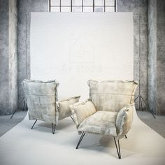 DIESEL Cloudscape armchair by Moroso