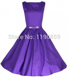 Audrey Hepburn Style Vintage 1950s Rockabilly Swing Pin Up Evening Dress Vintage Cocktail Dresses r1000 free shipping