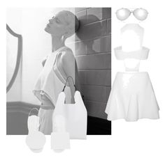 """White Purity"" by incantare ❤ liked on Polyvore"