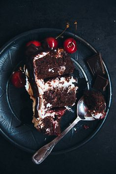 Black Forest Cake Light (Sugar Free)