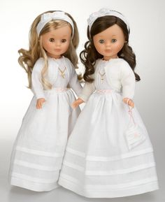 #Nancy First Communion. #dolls #muñecas #bonecas #poupees #juguetes