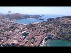 Lemnos island travel guide - YouTube Greece Islands, Big Island, Travel Guide, Places, Water, Youtube, Outdoor, Water Water, Outdoors