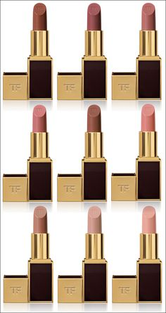 Damnit Tom Ford and your awesome makeup collection!