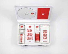 Kit d'emergenza per cuori infranti Love Hurts